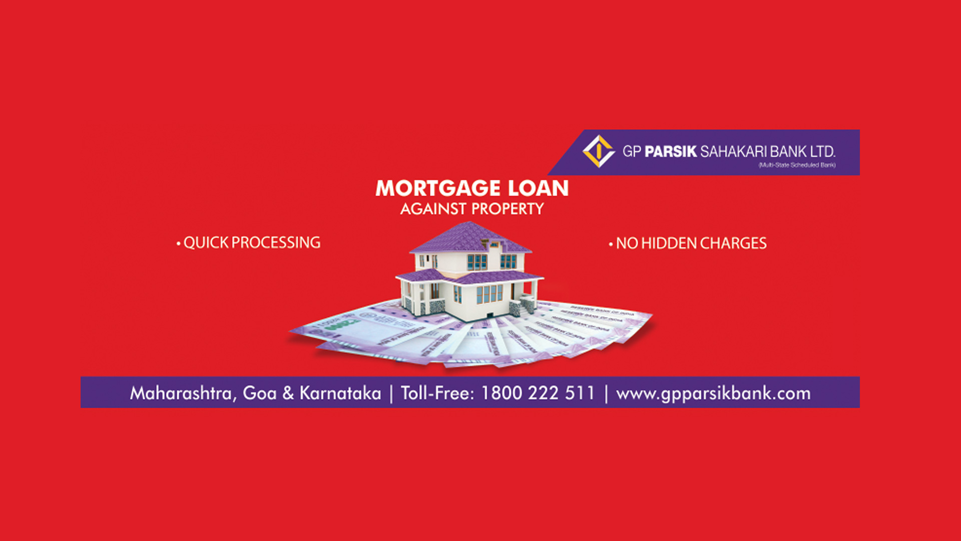 Gp Parsik Sahakari Bank Home Loan Personal Loan In Thane